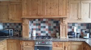 pine kitchen furniture painting a knotty pine kitchen in the park estate nottinghamhand