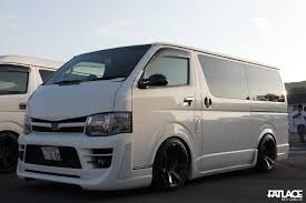 toyota hiace interior offset kings okayama vip and van styling u2013 fatlace since 1999