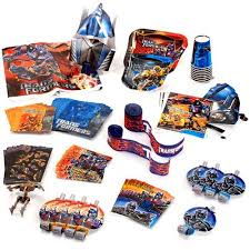 transformers party supplies transformers birthday party supplies pac walmart