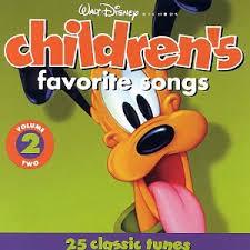 various artists walt disney records children s favorite songs