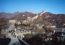 Map Great Wall Of China by The Great Wall Of China China Skyscrapercity