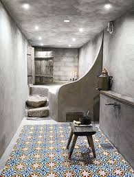 Moroccan Tile Bathroom 22 Designs With Amazing Morrocan Tile Messagenote