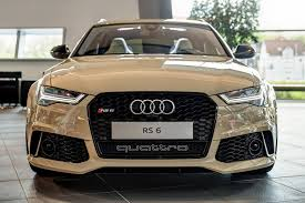 this u0027mocha latte u0027 audi rs6 exclusive is both elegant and dramatic
