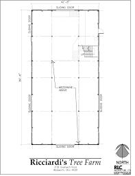floor plan ricciardi u0027s tree farm
