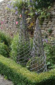 118 best obelisk and trellis images on pinterest garden trellis