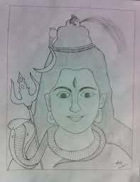 pencil sketch of lord shiva pencil drawing classes online pencil
