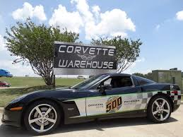 2008 corvette mpg 2008 chevrolet corvette indy 500 pace car coupe 1 234 made only