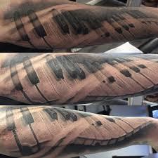 piano keys tattoo tattoo pinterest key tattoos tattoo and