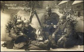 musicology now 1914 the christmas truce