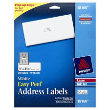 avery template 5160 free avery address labels easy peel white publix com