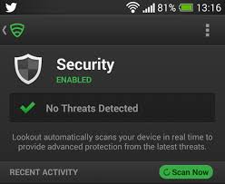 lookout android lookout security antivirus review 2014 tech advisor