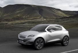 peugeot 2008 crossover peugeot considering 2008 rx three door crossover