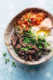 cuisine yum yum bbq yum yum rice bowls recipe pinch of yum