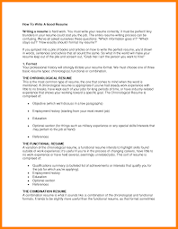 Emt B Resume 9 How To Write A Proper Resume Emt Resume