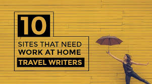 how to become a travel writer images Want to become a travel writer here 39 s 10 sites to consider jpg