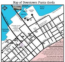 punta gorda fl map maps of punta gorda everythingpuntagorda com