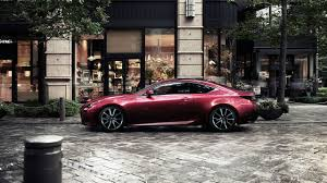 red lexus how the lexus rc red paint achieves its radiant luster lexus