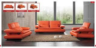 Leather Sofa Cheap by Orange Sofas Uk Tehranmix Decoration