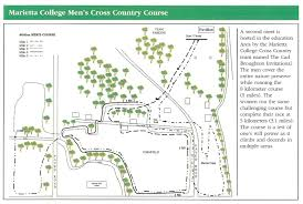 Marietta Ohio Map by Cross Country Broughton Nature And Wildlife Education Area