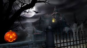 halloween wallpaper for android haunted halloween house hd desktop wallpaper widescreen high