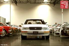 is lexus part of toyota 25 years of lexus part 01 the lexus ls 400 is officially a