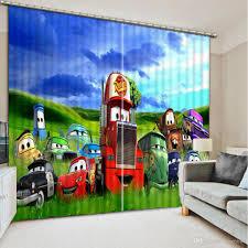 Curtain Cartoon by 2017 Modern Living Room Curtains Cartoon Curtain Fashion Decor