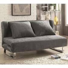 Velvet Sofa Bed Coaster Sofa Beds And Futons Collection 60 Transitional Velvet