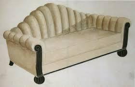 canape a groult andré furniture design 1920 1930 the list