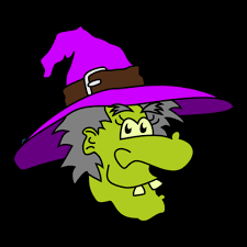 witch clipart witch face pencil and in color witch clipart witch