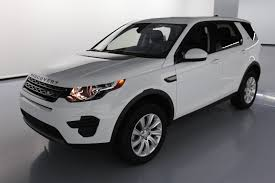 white land rover lr4 used land rovers for sale buy online free delivery vroom