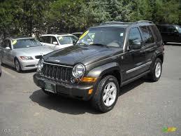 liberty jeep 2005 2005 dark khaki pearl jeep liberty limited 4x4 15693685