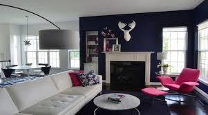 simple 80 grey and dark blue living room design inspiration of