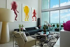 Modern Italian Interior Design Living Room Contemporary With Miami - Modern italian interior design
