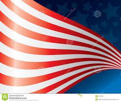 American Flag Header Patriotic Web Banner Stock Vector Illustration Of Edge 41046628