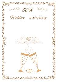 gratulationssprüche zur hochzeit glückwünsche zur hochzeit mit 50 jahrestagen stock abbildung