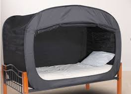 privacy pop tent bed privacy pop bed tent twin twin xl black ebay bed tents for adults