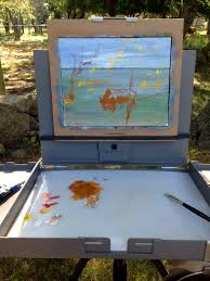 cape cod practice and patience plein air