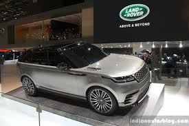 new land rover velar range rover velar india price to be announced on september 21 report