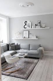 Terrific Home Design Living Room Modern Minimalist Dark Grey And