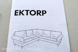 Ektorp Corner Sofa Slipcover by Homey Home Design The Couch Saga