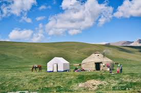 Living In A Yurt by Yurts Your Dream Minimalist House In The Mountains Or Anywhere