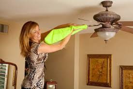 How To Clean The Walls by How To Clean A Ceiling Fan