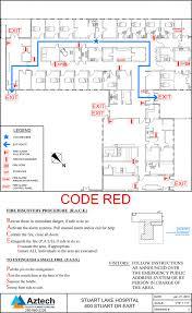 Fire Evacuation Route Plan by Fire Safety Plans U0026 Evacuation Plans U2013 Aztech