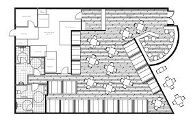 interior simple restaurant floor plan intended for nice italian