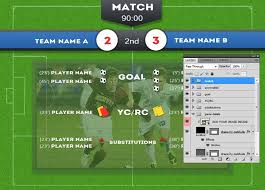 scoreboard template scoreboard sport template for football and