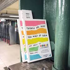 books on the subway home facebook
