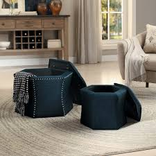 coffee tables beautiful ottoman coffee table with storage blue