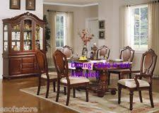 cherry dining chairs ebay
