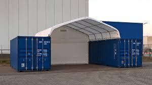 tc600 container shelter 6m kroftman com