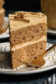 coffee walnut layer cake recipe frosting layering and coffee